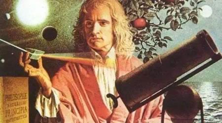 40個物理學家牛頓經典英文語錄名言【經典語錄網】