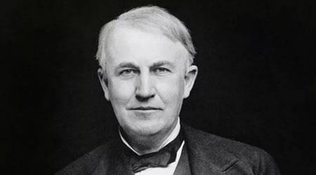 47個美國發明家愛迪生經典英文語錄名言【經典語錄網】
