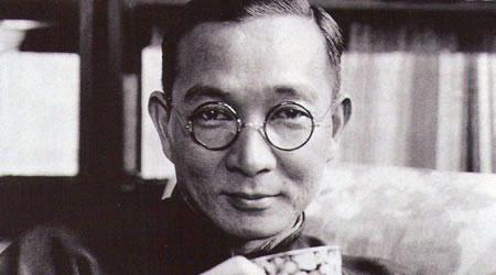 40個中國現代著名作家林語堂經典語錄名言【經典語錄網】