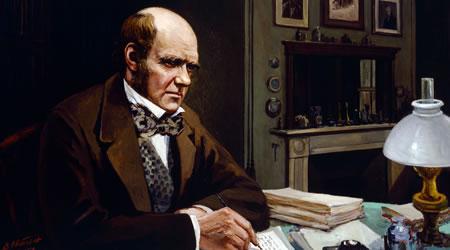 英國生物學家達爾文38個經典英文語錄名言【經典語錄網】