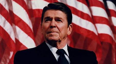 美國前總統雷根20個經典英文語錄名言【經典語錄網】